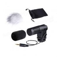 Microfone Boya By-v01 Direcional