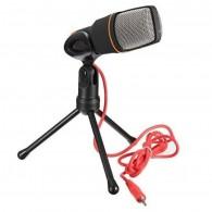 Microfone Para Computador Mikrafon Sf-666