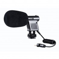 Mini Microfone Direcional Boya By-vm01