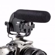 Microfone Profissional Boya By-vm190 Para Dslr