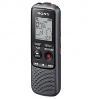 Mini Gravador Sony De Voz Digital ICD-PX240 4gb