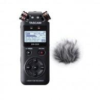 Gravador De Audio Digital Tascam Dr-05x