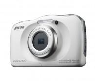 Nikon Coolpix W100 Á Prova D´agua Branca