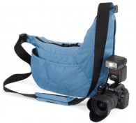 Bolsa Lowepro Sling Passport Azul