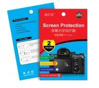 Película Protetora Lcd Display Canon G5x G5xii G9x G9xii