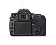Película Vidro Protetora Lcd Display Canon 7d Mark Ii