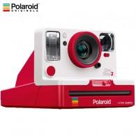 Câmera Instantânea Polaroid Originals OneStep2 - Vermelho