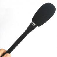 Microfone Entrevista Para Smartphone (p3) Bub