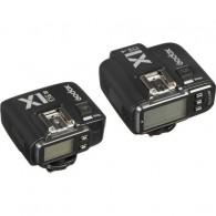 Radio Flash Godox TTL X1C 32 canais Para Canon