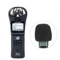 Gravador Digital Zoom H1n Com espuma