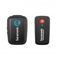 Microfone Lapela Sem Fio Saramonic Blink B1 Para Smartphone ou Dslr