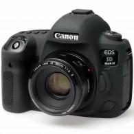Capa / Case Silicone Para Proteção Canon 5d Mark Iv Preto