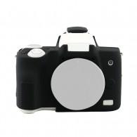 Capa / Case Silicone Para Proteção Canon Eos M50 - Preto