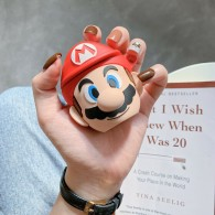 Case De Proteção Para Apple AirPods 1 2 Mario 3d