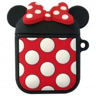 Case de Proteção Para AirPods 1 e 2 Minnie Mouse