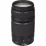 Lente Canon 75-300mm F/4-5.6 Iii