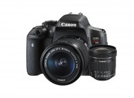 Canon T6i Com Lente 18-55mm + CANON 10-18MM STM IS F/4.5-5.6