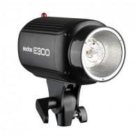 Tocha Flash 300w Mini Godox E300 220v Estúdio Compacta