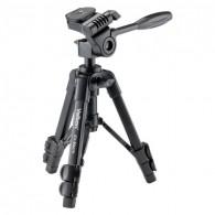 Tripé Velbon Ex-macro 56cm Capacidade 1,5kg Para Câmeras
