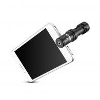 Microfone Rode VideoMic ME-L para Iphone, Ipad