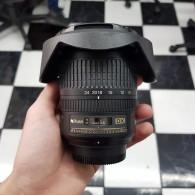 Lente Grande Angular Nikon 10-24mm F/3.5-4.5 G Usada
