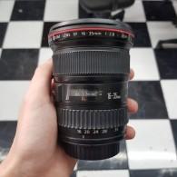 Lente Grande Angular Canon 16-35mm F/2.8 L USM