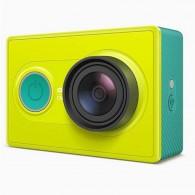 Câmera Filmadora Xiaomi Yi 1080p 16mp Full Hd Verde