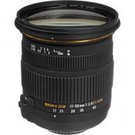 Lente Sigma 17-50mm F/ 2.8 Para Canon