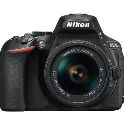 Câmera Nikon D5600 com 18-55mm Vr
