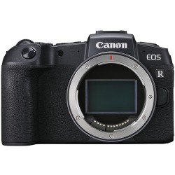Canon Miroless Eos RP Full Frame 4k