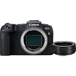 Canon Miroless Eos RP Corpo com Adaptador EF