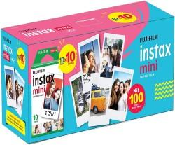 Filme Para Fujifilm Instax Mini - 100 Poses