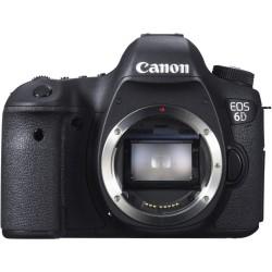 Canon Eos 6d Corpo 20.2mp