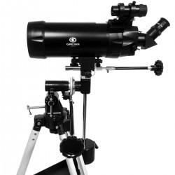 Telescópio Refletor Greika 1200mm Maksutov Mak-90 Com Tripé