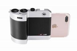 Suporte Cage Iphone Com Bluetooth Transformar Em Câmera