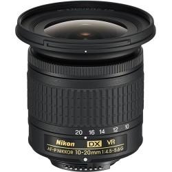Lente Nikon 10-20mm F/4.5-5.6g Af-p Dx Vr