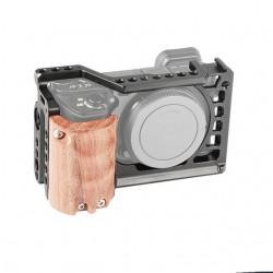 Suporte Cage Gaiola Para Dslr Sony A6000 A6300 A6500