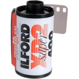 Filme Fotográfico Ilford Xp2 Super 400 Preto E Branco - 35mm