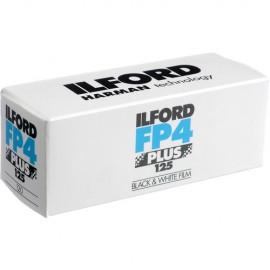 Filme Fotográfico Fp4 Plus 125 Preto E Branco - 120mm