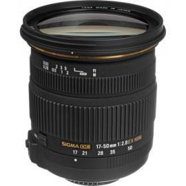 Lente Sigma 17-50mm F/ 2.8 Para Nikon
