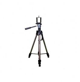 Tripe Weifeng Wt-3750 Com Suporte Celular Greika Cabeça Film