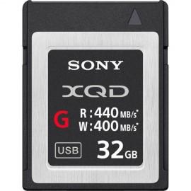 Cartão De Memória Sony Xqd 32gb Series G