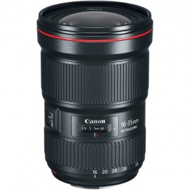 Lente Canon Ef 16-35mm F/2.8l Iii Usm Grande Angular