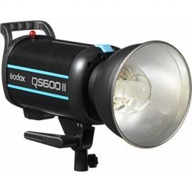 Flash Tocha Godox Qs600 Ii Digital P/ Estúdio 600w - 110v