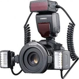 Flash Yongnuo Macro / Circular YN-24ex Para Canon