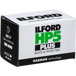 Filme Fotografico Ilford Hp5 400 35mm Negativo Preto E Branco
