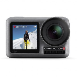 Câmera Osmo Action HDR 4k - Cinza