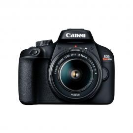 Câmera Eos Rebel Canon T100 com 18-55mm