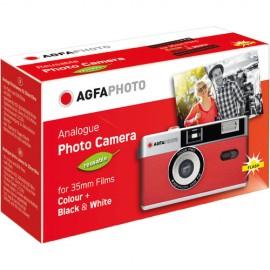 Câmera De Filme Agfaphoto Reutilizavél (35mm)