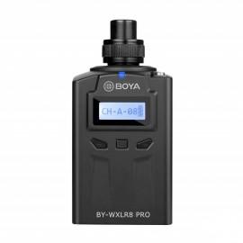 Transmissor Boya By-wxlr8 Pro Xlr